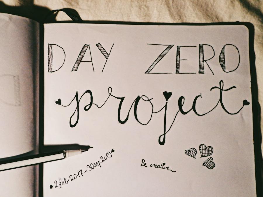 Day zero projectI
