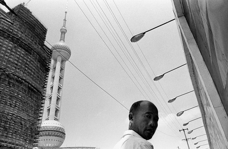 The Tv Tower Shanghai 1995 FS3 P33